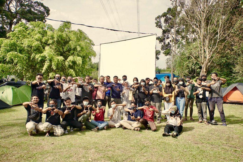 Camping Film 2020, Lubuk Penyengat - Kab. Muaro Jambi.